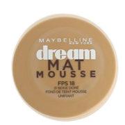 FOND DE TEINT DREAM MATTE MOUSSE SPF 15 GEMEY MAYBELLINE 1